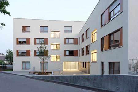Wohnanlage Tilsiter, Köln-Porz