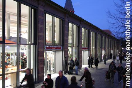 Markthalle Marheinekeplatz – Berlin Kreuzberg