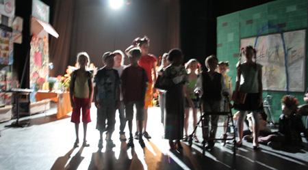 KindermachenOper – Uraufführung
