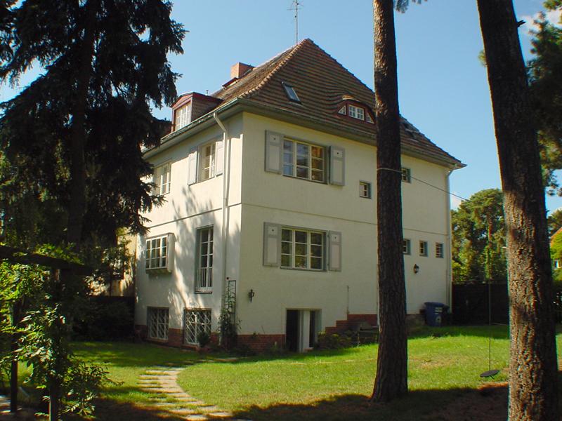 Wohnhaus F , Berlin 2000-2002