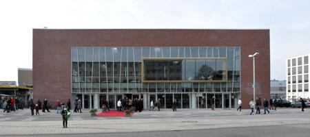 Eröffnung Markthalle Wolfsburg