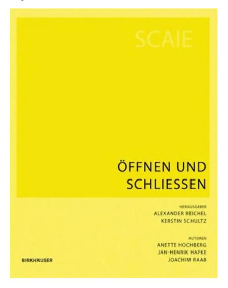 Scale: Öffnen und Schließen