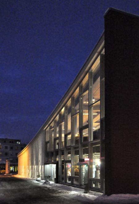 WOMA – Markthalle Wolfsburg