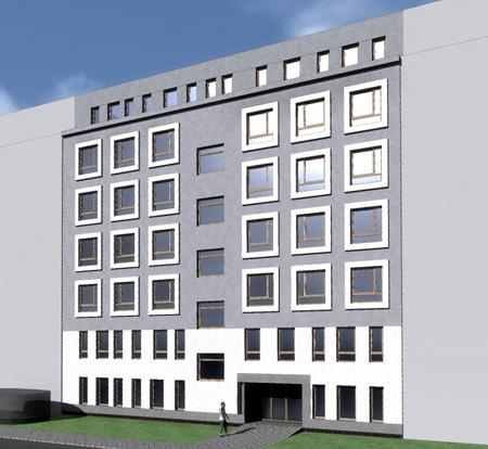 Stadtquartier Friesenstraße Haus 2