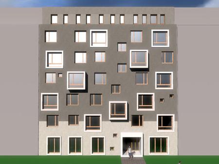 Stadtquartier Friesenstraße Haus 1