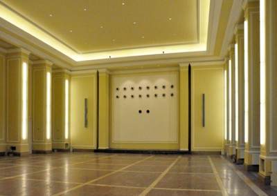 Sanierung Grosser Saal, Bundesministerium der Finanzen, Berlin