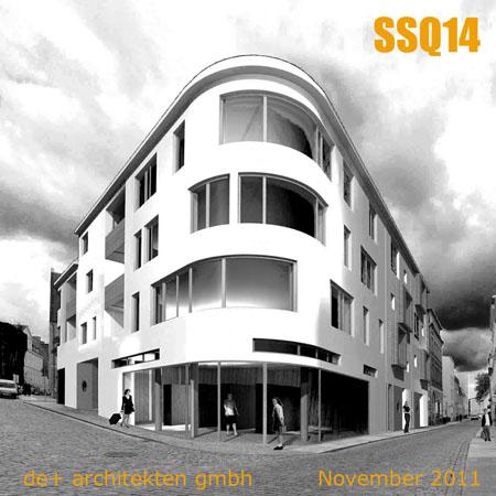 Machbarkeitsstudie, Wohnquartier Stralsund