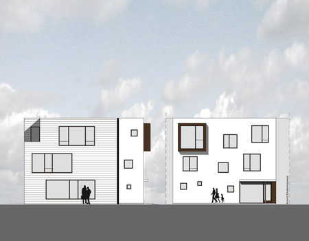 Ansicht Architektur studio 3 de architekten gmbh berlin architektur total