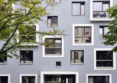 Genossenschaftliches Wohnen, Berlin-Kreuzberg