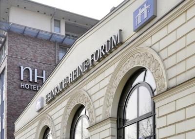 Heinrich-Heine-Forum, Berlin-Mitte: Sanierung Gewerbe und Büro