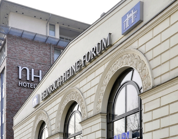 Heinrich-Heine-Forum, Gewerbe und Büro