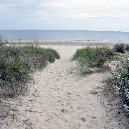 Barrierefreie Strandzugänge Usedom