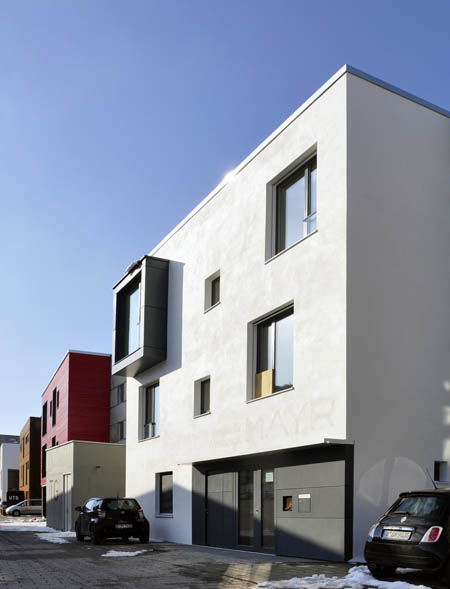 Studio 3 – Bürogebäude im Stadtquartier Friesenstraße