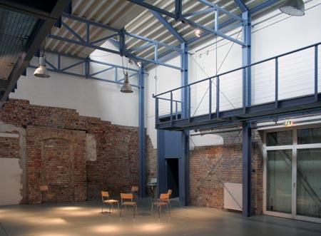 Werkstatt im Comenius-Garten, Berlin-Neukölln