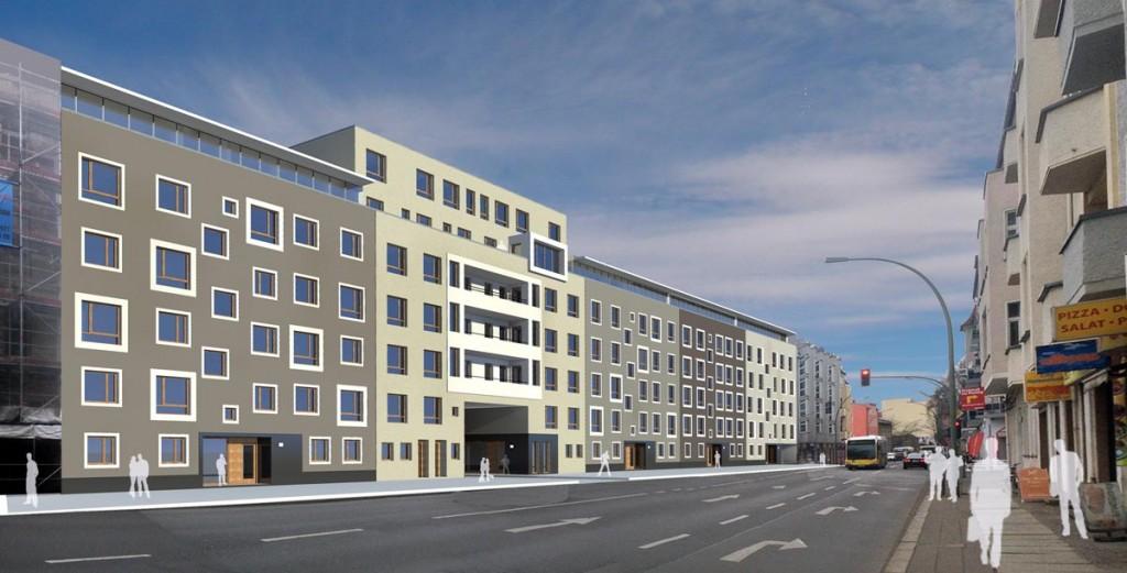 Wohnbebauung Lichtenberg