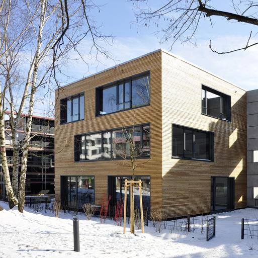 Studio 3, Stadtquartier Friesenstraße 2013