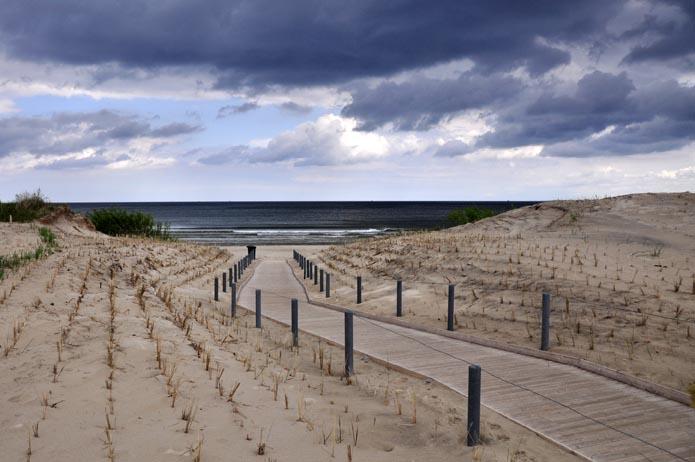 Barrierefreie Strandabgänge auf Usedom fertiggestellt