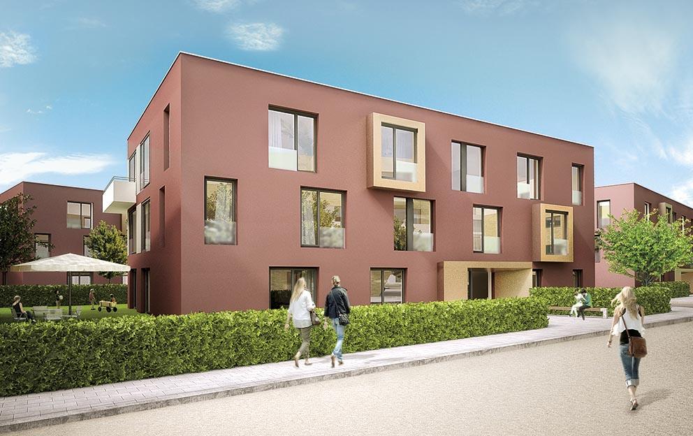 Wohnbebauung Lichtenberg IV