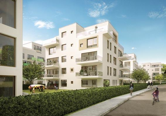 Wohnquartier Lichtenberg