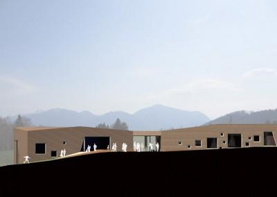 Besucherzentrum Glentleiten, 2013