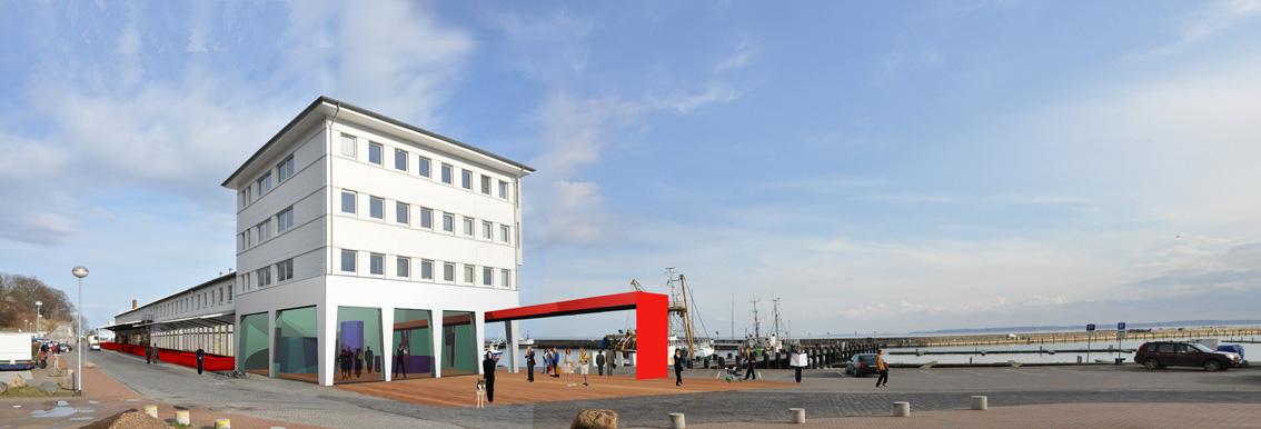 Hafenmuseum Sassnitz, Rügen 2009