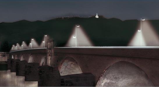 Römerbrücke Trier Wettbewerb Ankauf