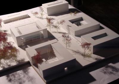 Campus Westend 2, Frankfurt a.M., 2005