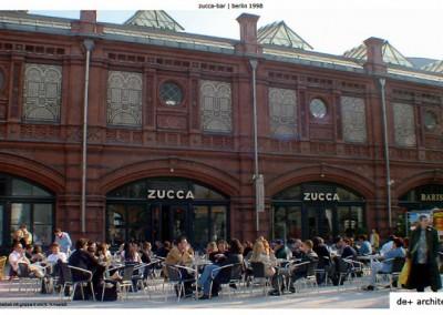 Zucca Bar, Berlin 1998