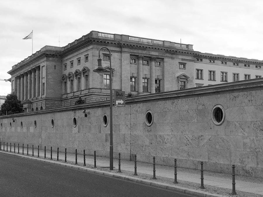 Bundesministerium der Finanzen – Quergebäude