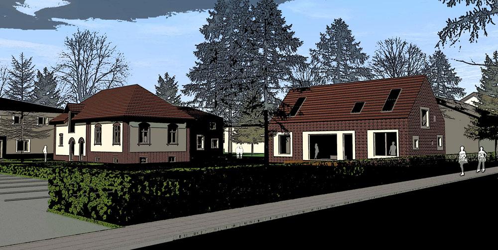 Wohnbebauung Schwielowseestraße, Caputh