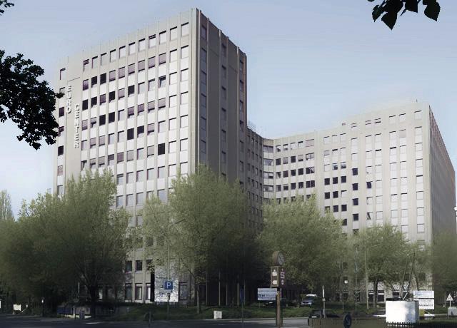 Hotel am Seestern, Düsseldorf