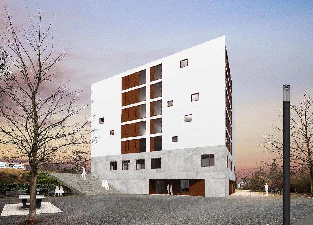 Das100 weimar de architekten gmbh berlin architektur total - Architektur weimar ...
