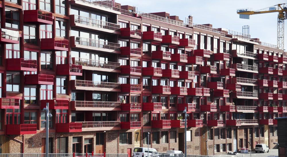 Wohnhäuser Am Lokdepot – Fertigstellung