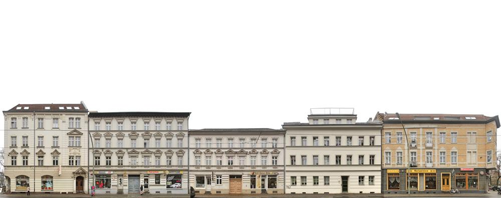 Fassadenleitfaden Dörpfeldstraße