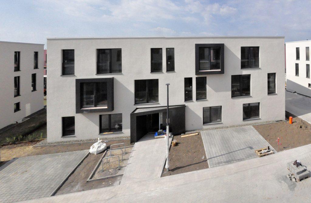 Bebauung Lückstraße: Baustelle II