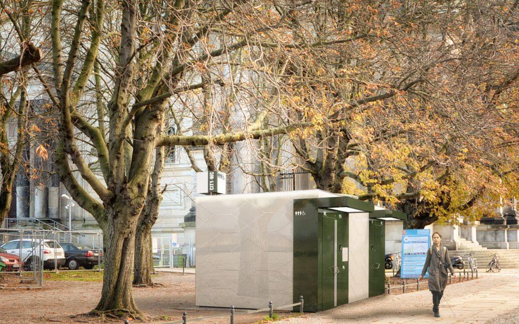 WC-Anlagen für Berlin