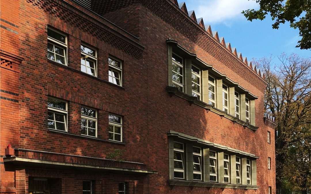 Sanierung Thalia-Grundschule, Berlin-Stralau, 2018-2020