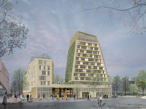 IBA Stuttgart 2027: Postareal Böblingen