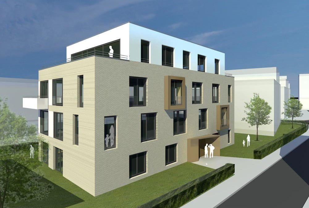 Wohnbebauung Lichtenberg III – Die Gartenzeilen