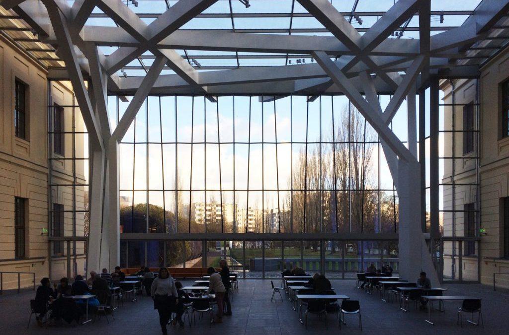 Ausstellungsarchitektur Jüdisches Museum Berlin