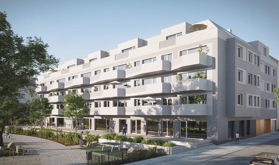 B53 – Wohnhaus Bürgerstraße