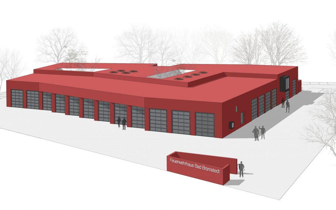 Neubau Feuerwehr Bad Bramstedt