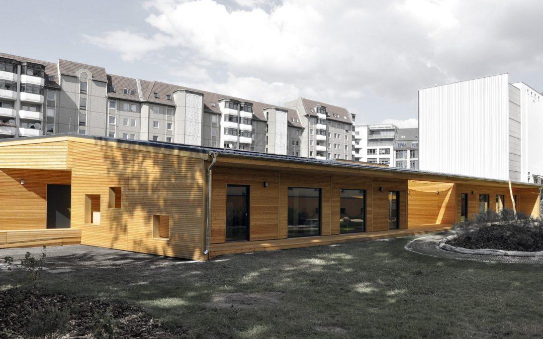 Holzbaupreis 2021 – Engere Wahl